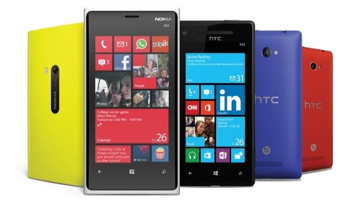 HTC'den Yeni Windows 8X ve 8S